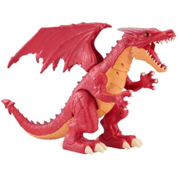 Игрушка Робо-Дракон RoboAlive (Пламень),  Т16645 ZURU