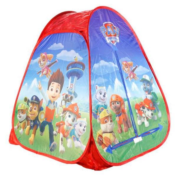 Детская игровая палатка Щенячий патруль GFA-PP01-R Играем вместе