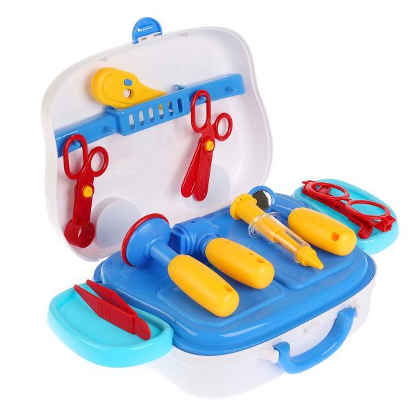 Набор доктора в чемодане, 1701U190 Играем вместе