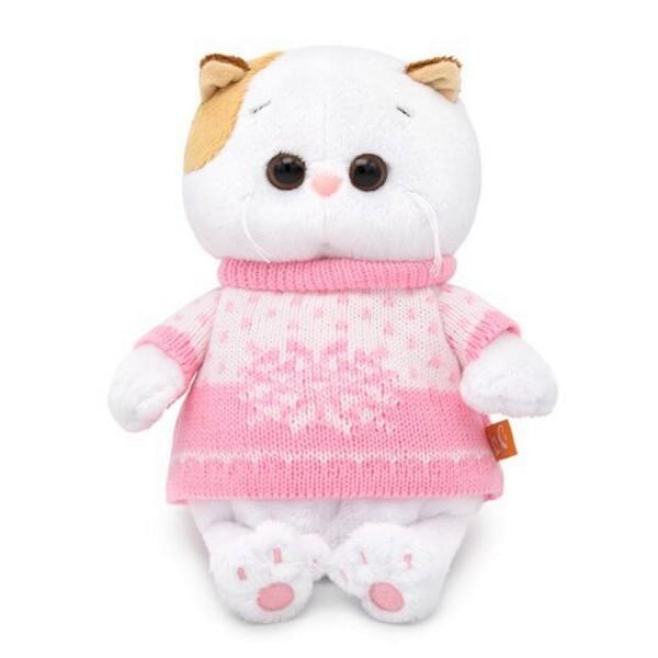 Кошечка Ли-Ли BABY в свитере 20 см LB-026 Budi Basa