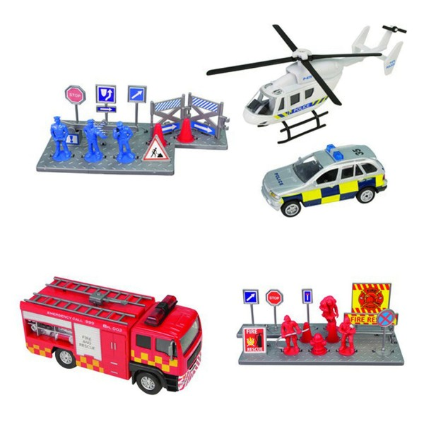 Игровой набор Спасательная команда 1372480.UNI HTI