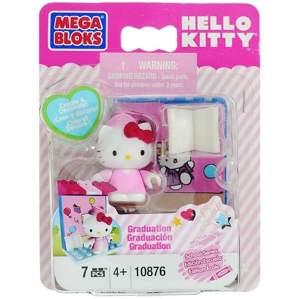 Конструктор Hello Kitty Хобби 10810(10852-10855,10870-10872) Mega Bloks