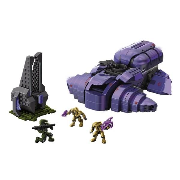 Военное орудие Привидение Halo 97014 Mega Bloks