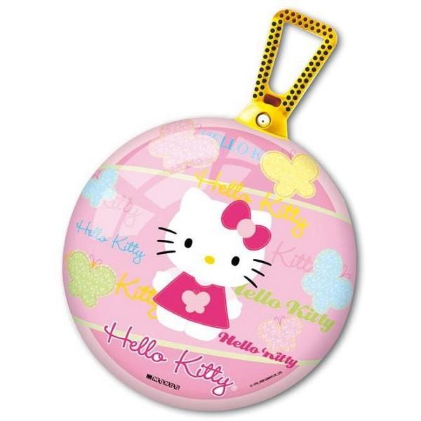 Мяч попрыгунчик Hello Kitty 45 см 06/871 MONDO