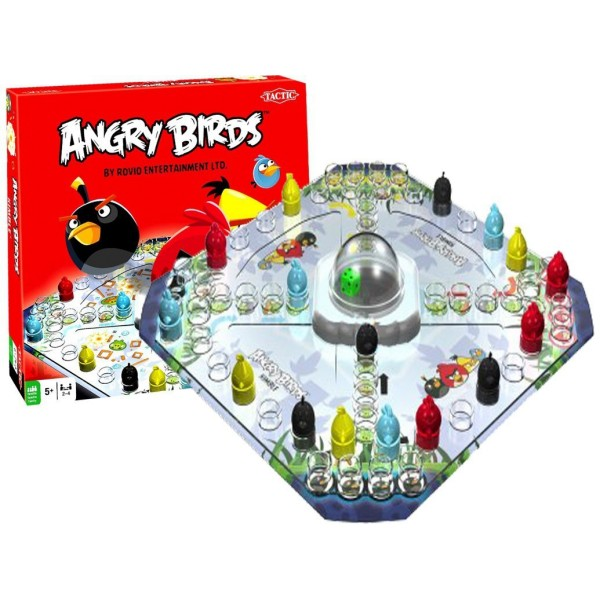 Игра Angry Birds Kimble 41047 TACTIC GAMES