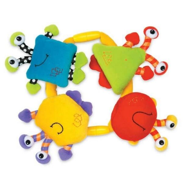 Цепочка Забавные фигурки 95336 Tolo Toys