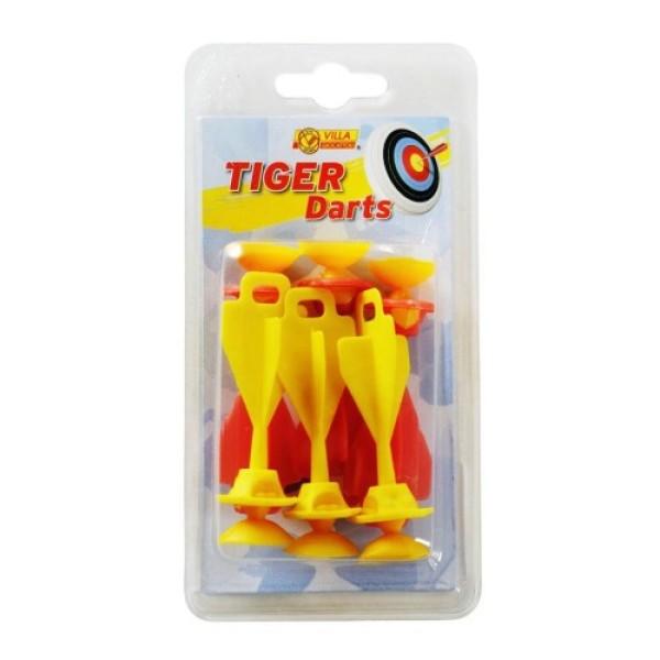 Дополнительный комплект стрел к арбалету Tiger 5107  Villa