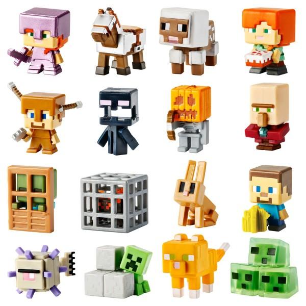 "Базовая фигурка персонажа ""Майнкрафт"", CJH36 Mattel"