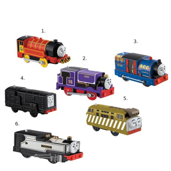 Моторизированные паровозики «Томас и его друзья», CKW29 Mattel