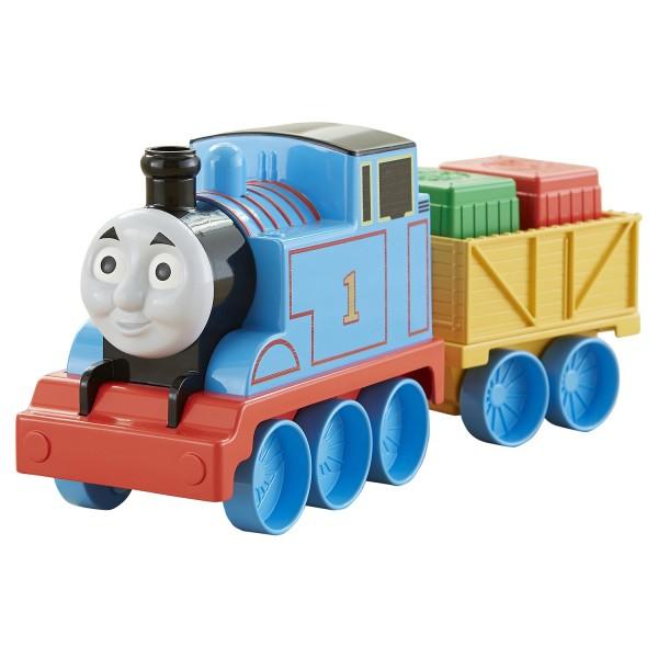 Первый паровозик малыша «Томас и друзья», BCX71 Mattel