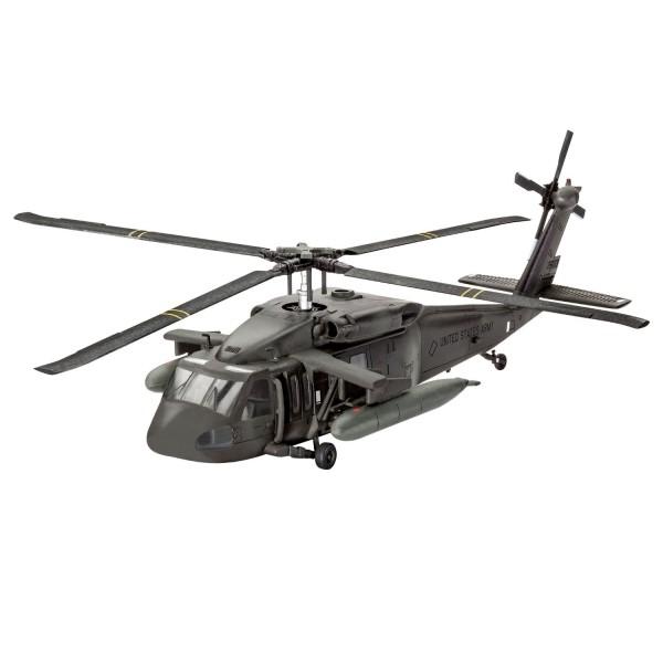 Американский многоцелевой вертолет Сикорский UH-60A «Блэк Хок», 4984 REVELL