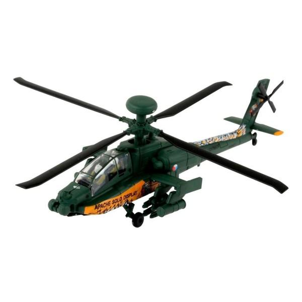 Сборная модель Боевой Вертолет AH-64 Apache, 6646 REVELL