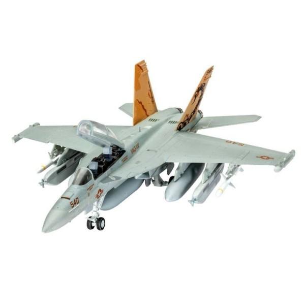 Сборная модель Боинг EA-18G Growler, 4904 REVELL