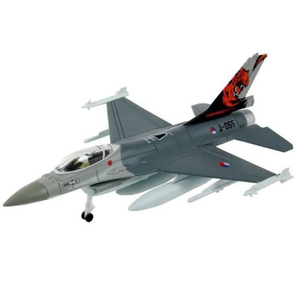 Набор для сборки Самолет Истребитель F-16 Fighting Falcon, 6644 REVELL