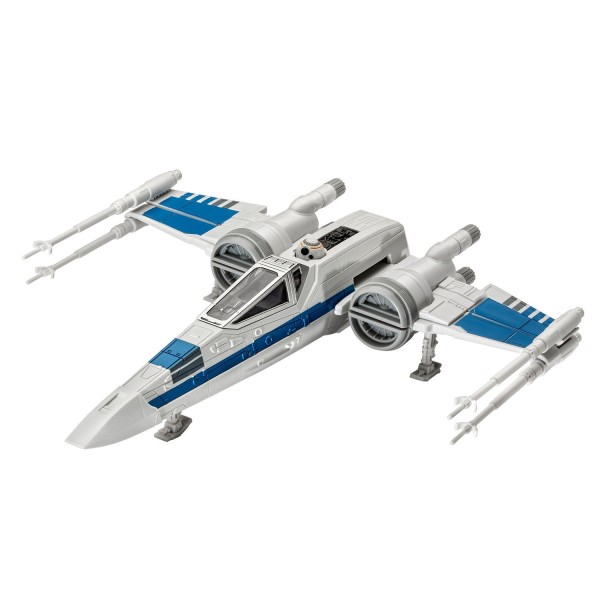 Модель для сборки Звездные войны Истребитель Х-Wing Собери и играй 6753 REVELL