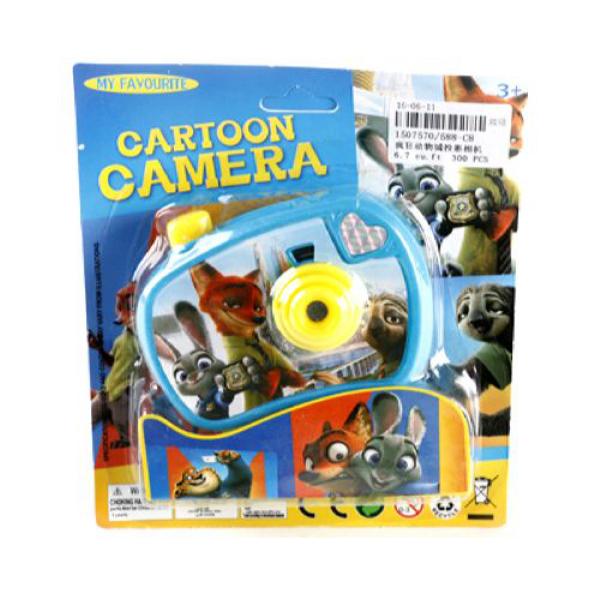 Фотоаппарат игрушечный Зверополис