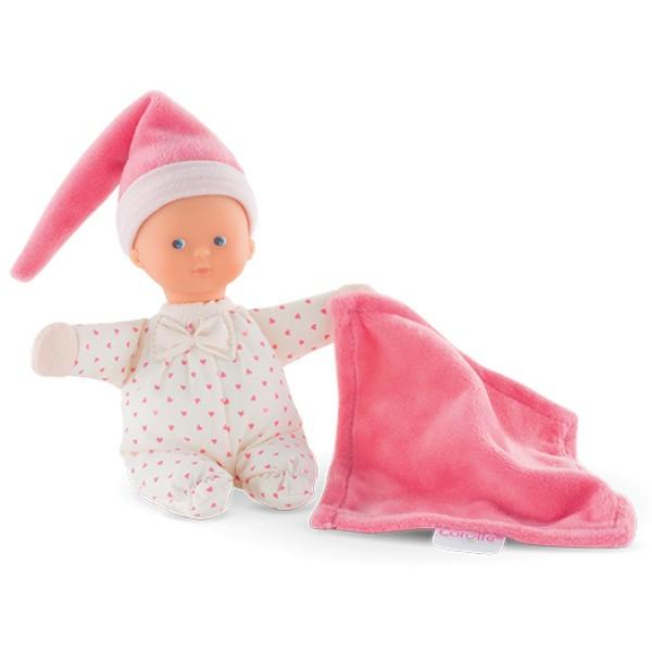 Кукла Corolle Minireve Розовое Сердце с ароматом ванили  16см Corolle 9000030030