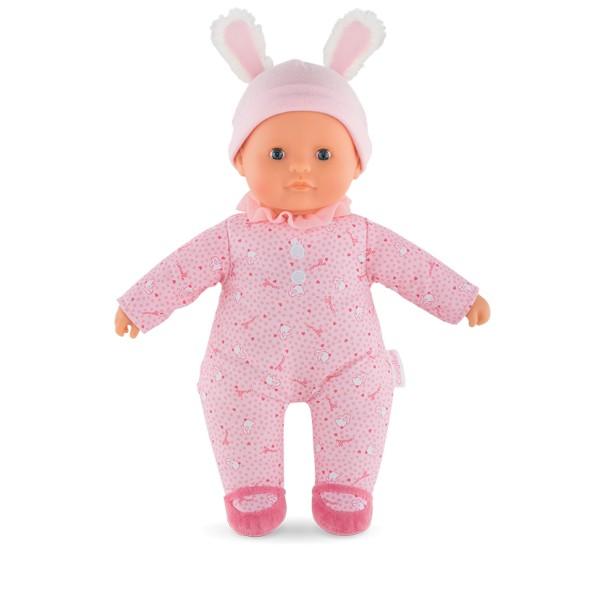 Кукла Corolle Sweat Heart Розовый Зайчик с ароматом ванили 28см  Corolle 9000100150