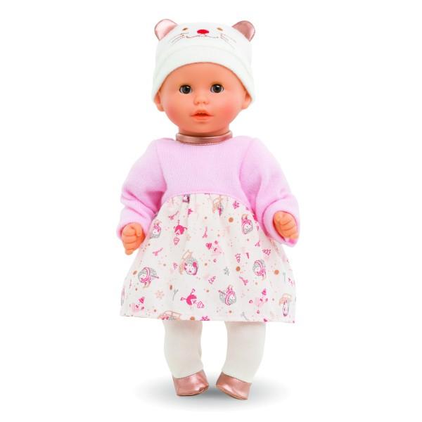 Кукла Corolle Bebe Calin Волшебная Зима с ароматом ванили 30см  Corolle 9000100220