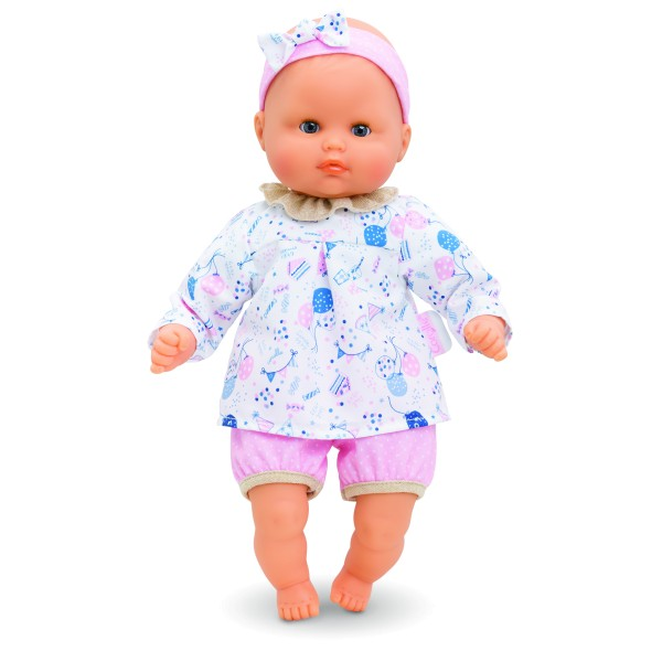Кукла Corolle Bebe Calin Мадлен юбилейная с ароматом ванили 30см  Corolle 9000100230
