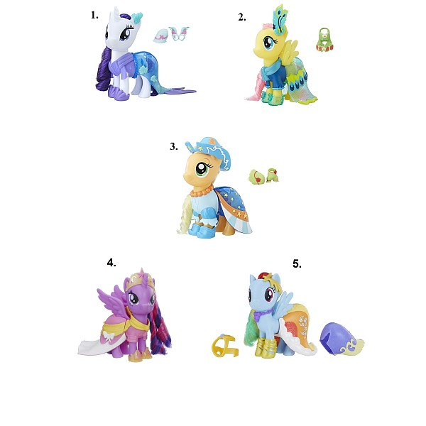 Фигурка Май Литл Пони Сияние с двумя нарядами C0721EU4 Hasbro