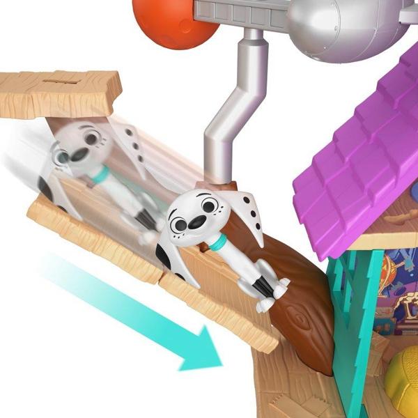 Игровой набор Домик на дереве 101 Dalmatians GDL88 Mattel
