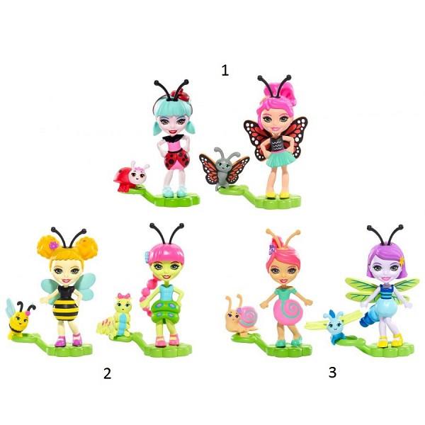 Игровой набор Enchantimals Друзья насекомые FXM86 Mattel
