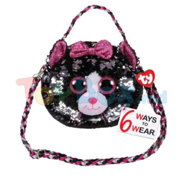 Мягкая сумочка кошка Kiki 95120 TY