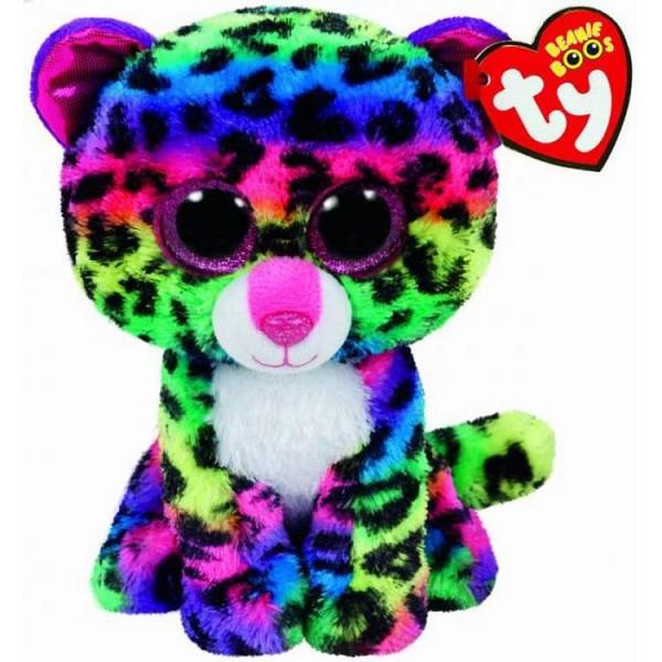 Мягкая игрушка Beanie Boo's Леопард Dotty 15 см 37189 Ty Inc