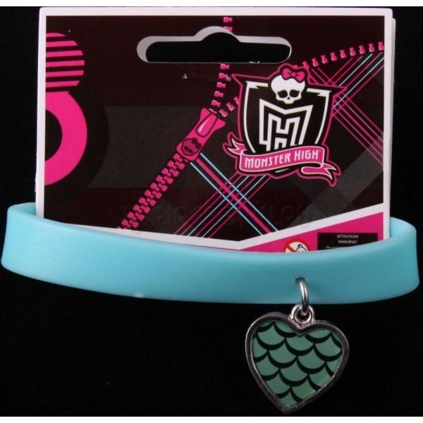 Браслет Лагуна Блю с подвеской Monster High
