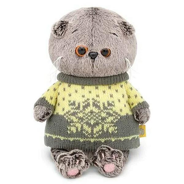 Басик BABY в свитере 20 см. BB-036 Budi Basa