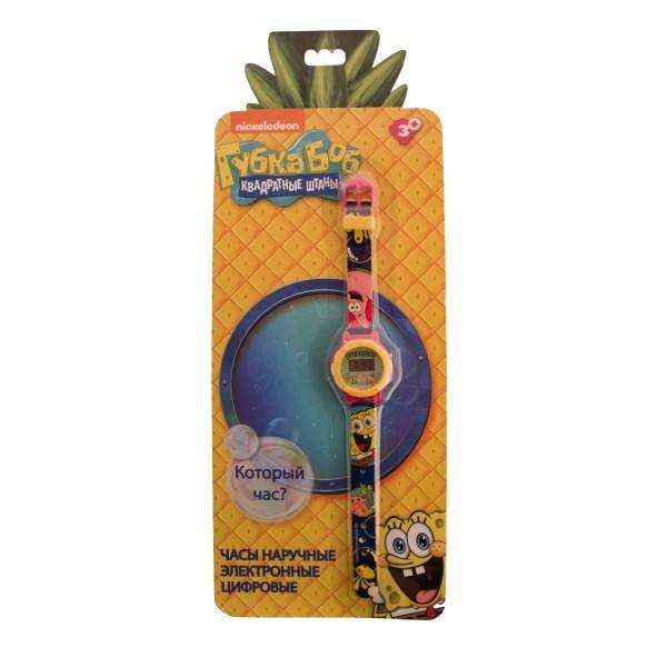 Часы наручные электронные Nickelodeon SPB33086 Kids Euroswan