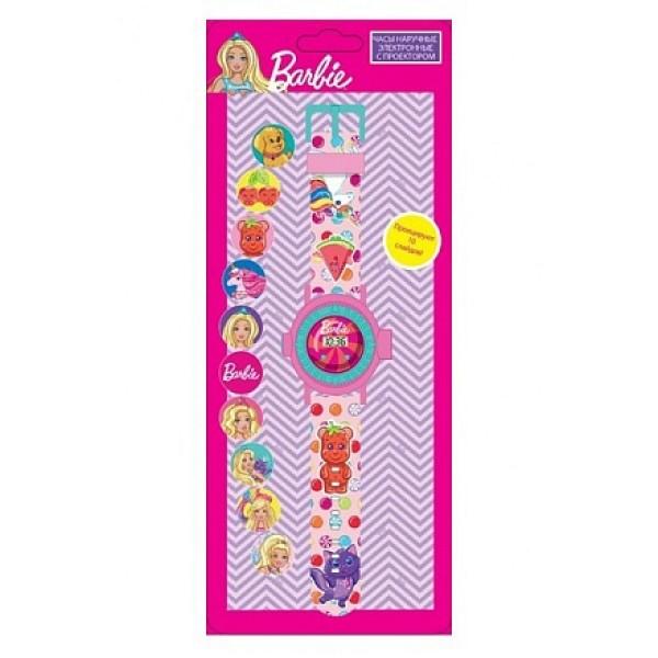Часы с проектором Barbie Fresh Trend BRB055