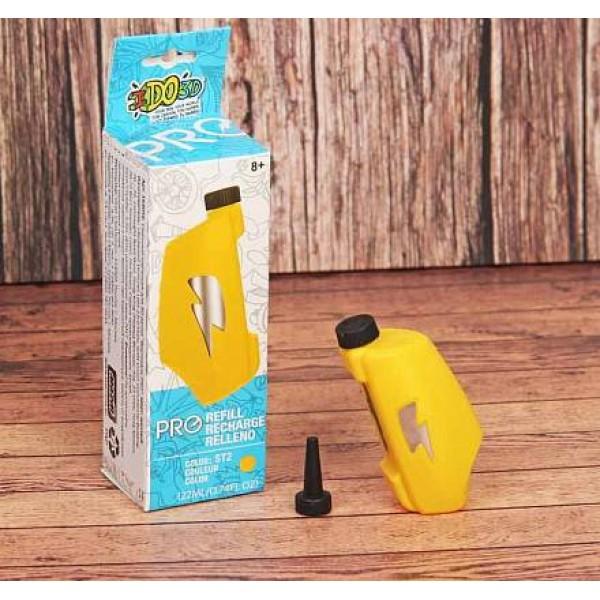 Картридж для 3D ручки Вертикаль Pro желтый Redwood 164056
