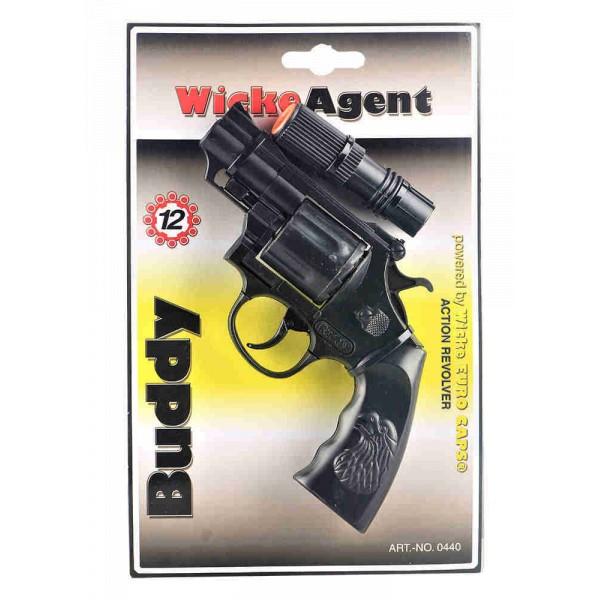 Пистолет Buddy 12-зарядные Gun Agent 235mm 0440Fu Sohni-Wicke