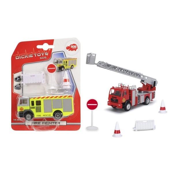 Пожарная машинка 12 см 2 варианта 3341006 Dickie
