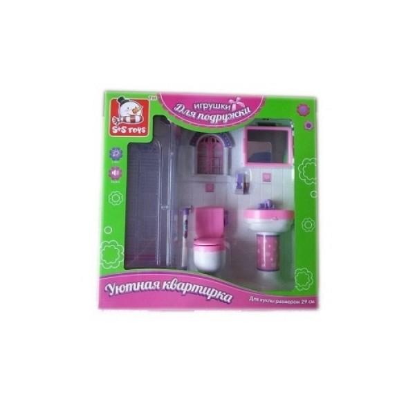 100172372 SиS Toys Мебель Туалетная комната