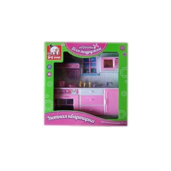 100199371 SиS Toys Кухня