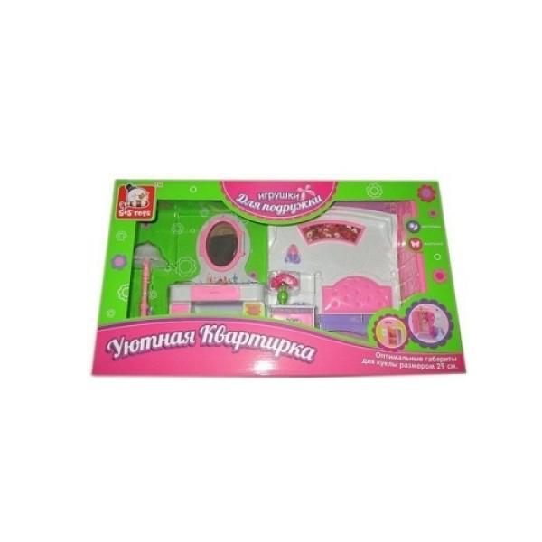 100202740 SиS Toys Мебель Спальня
