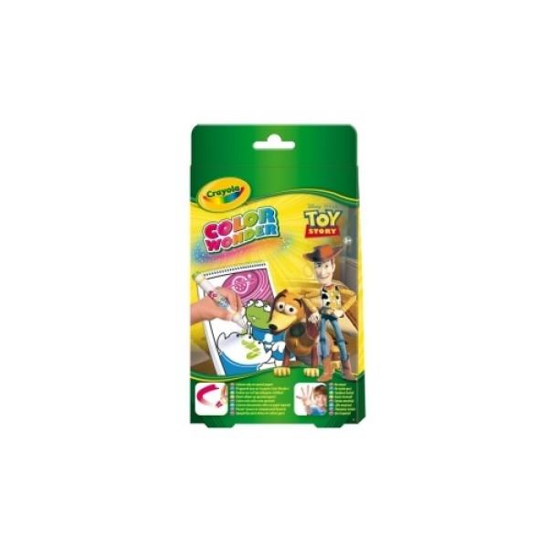 Мини-раскраска Color Wonder - История игрушек