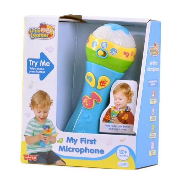 4215T Hap-p-Kid Мой первый микрофон