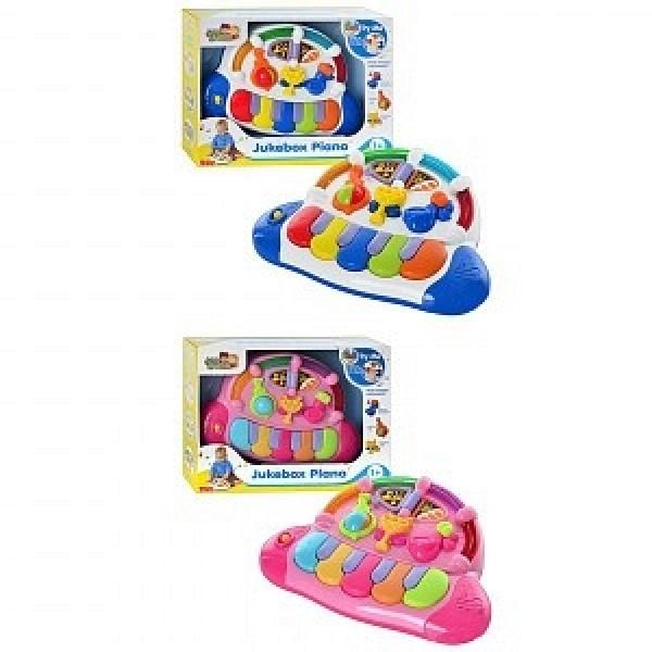 3857T Happy Kid Toy Музыкальная игрушка Пианино