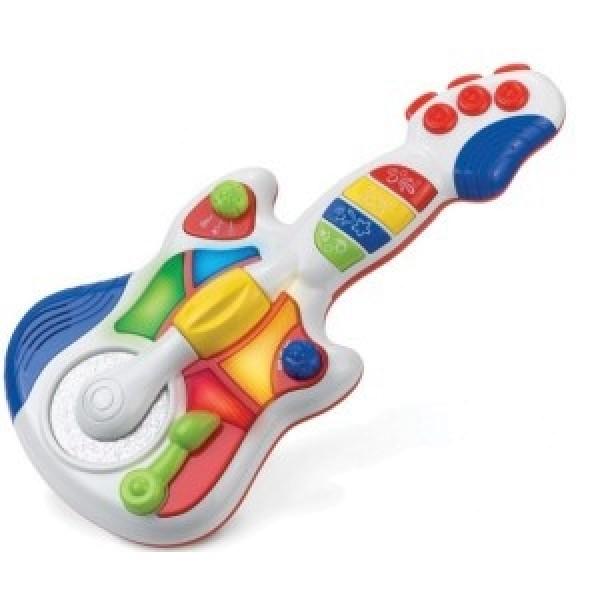 Музыкальная игрушка Happy Kid Toy Гитара 3856T
