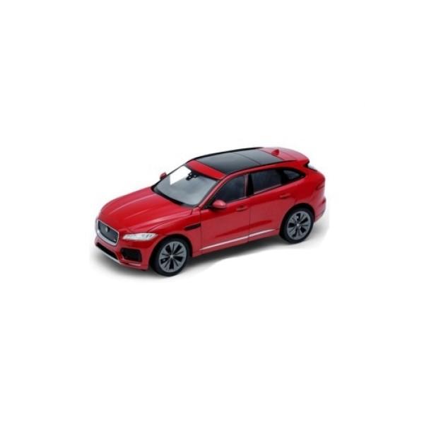 24070 Welly Модель машины 1:24 Jaguar F-Pace
