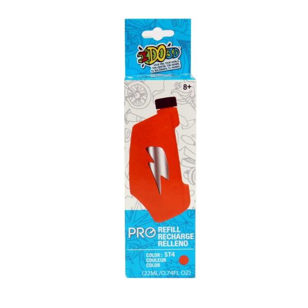 """Картридж для ручки """"Вертикаль PRO"""", оранжевый., 164057 REDWOOD 3D"""