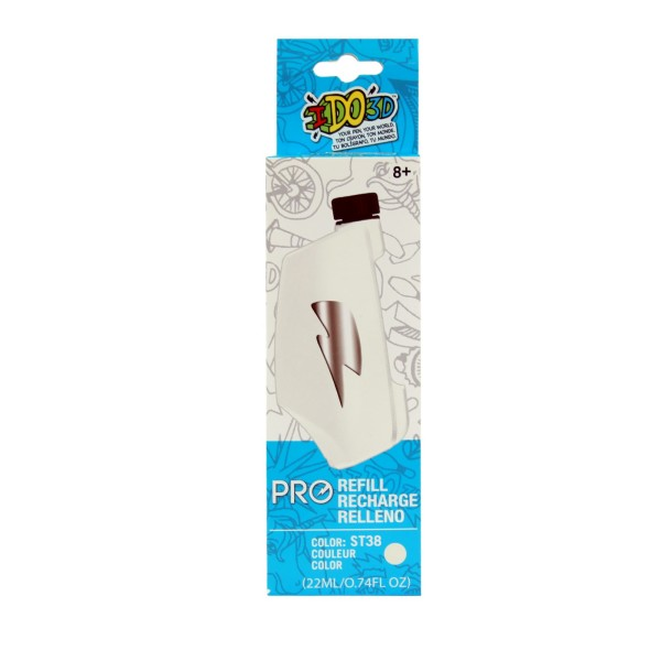 "Картридж для ручки ""Вертикаль PRO"", белый, 164066 REDWOOD 3D"