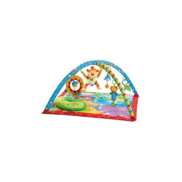 1201076581 Tiny Love  Развивающий коврик Остров поющей обезьянки