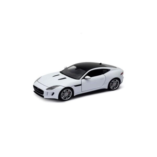 24060 Welly Модель машины 1:24 Jaguar F-Type