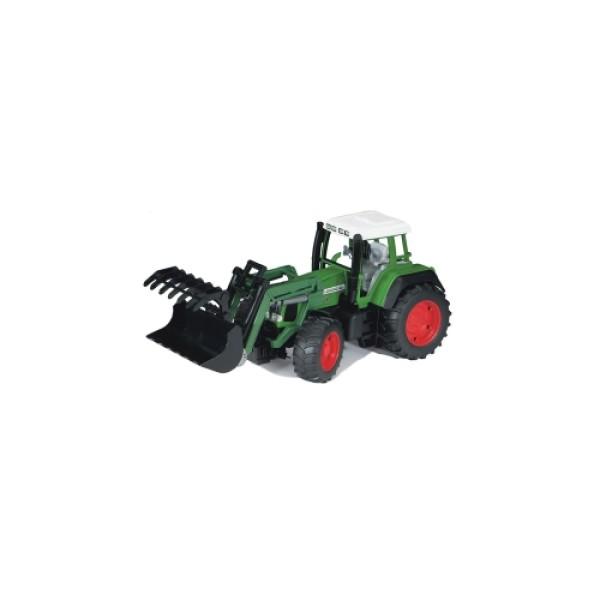 02-062 Bruder Трактор Fendt Favorit 926 Vario с погрузчиком