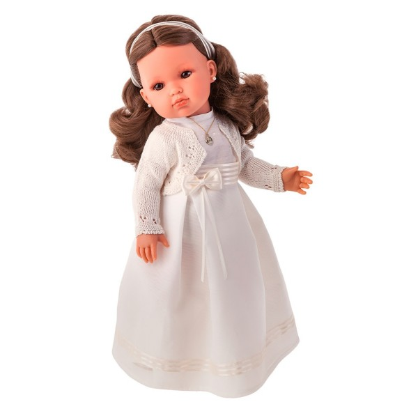 Кукла Дамарис брюн., 45 см, 2816Br ANTONIO JUAN